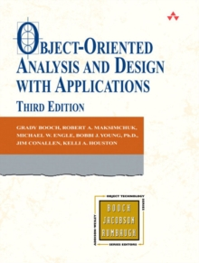 Object-Oriented Analysis and Design with Applications, Hardback Book