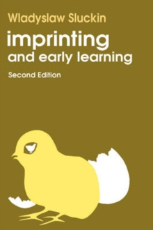 Imprinting and Early Learning, Paperback / softback Book