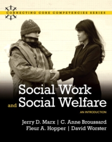 Social Work and Social Welfare : An Introduction, Hardback Book