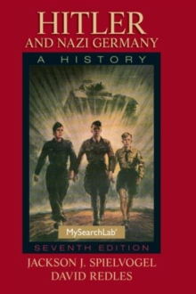 Hitler and Nazi Germany : A History, Paperback Book