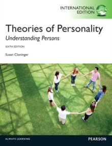 Theories of Personality : Understanding Persons: International Edition, Paperback / softback Book