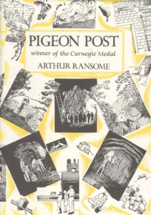 Pigeon Post, Hardback Book