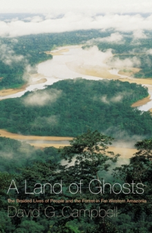 A Land Of Ghosts, Hardback Book