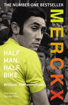 Merckx: Half Man, Half Bike, Paperback Book