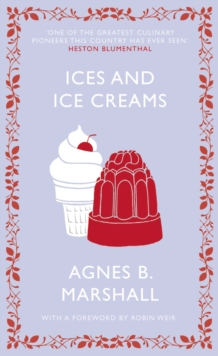 Ices and Ice Creams, Hardback Book