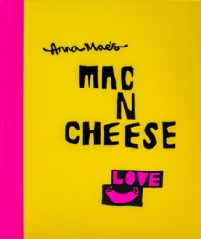 Anna Maes Mac N Cheese, Hardback Book