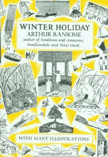 Winter Holiday, Hardback Book