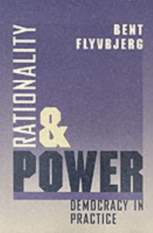 Rationality and Power, Paperback Book