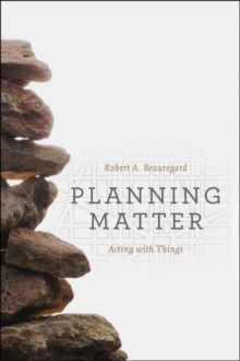 Planning Matter : Acting with Things, Paperback / softback Book