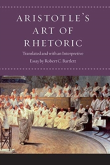 "Aristotle's ""Art of Rhetoric"", Hardback Book"