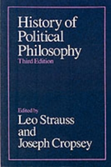 History of Political Philosophy, Paperback Book
