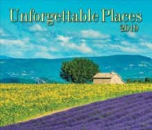 UNFORGETTABLE PLACES 2019 CALENDAR, CD-Audio Book