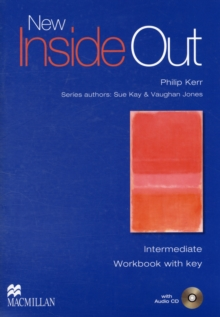 New Inside Out - Workbook - Intermediate - With Key and Audio CD - CEF B1, Mixed media product Book