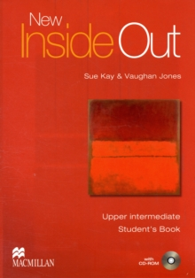 New Inside Out - Student Book - Upper Intermediate - With CDRom - CEF B2, Mixed media product Book