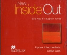 New Inside Out Upper Intermediate Class Audio CDx3, CD-Audio Book