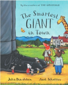 The Smartest Giant in Town Big Book, Paperback Book