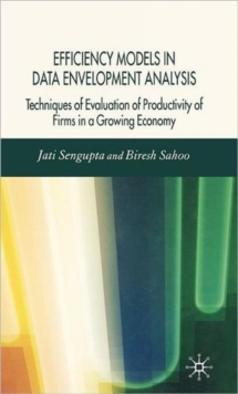 data envelopment analysis and related literature Dea - a brief introduction data envelopment analysis is a state of the art benchmarking technique which is particularly useful for multi-criteria benchmarking studies.