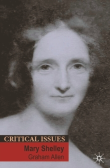 Mary Shelley, Paperback / softback Book