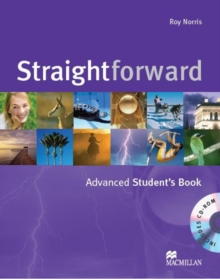 Straightforward - Student Book - Advanced - With CD Rom, Mixed media product Book