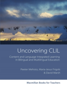 Uncovering CLIL, Paperback / softback Book
