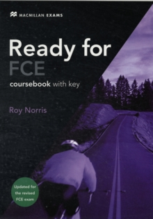 Ready for FCE Coursebook with Key, Paperback Book