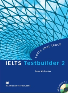 IELTS Testbuilder 2 Student's Book with key Pack, Mixed media product Book