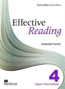 Effective Reading Upper Intermediate Student's Book, Paperback Book