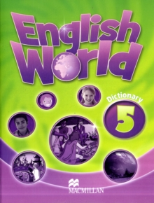English World 5 Dictionary, Paperback / softback Book