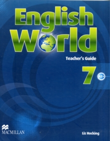 English World 7 Teacher's Guide, Paperback Book