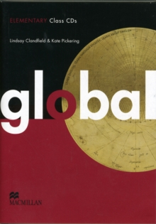 Global Elementary Class Audio CD, CD-Audio Book