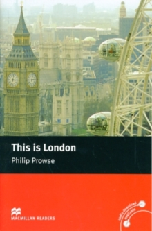 Macmillan Reader Level 2 This is London Beginner Reader (A1), Paperback / softback Book