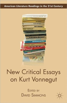 New Critical Essays on Kurt Vonnegut, Paperback / softback Book