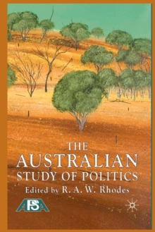The Australian Study of Politics, Paperback Book