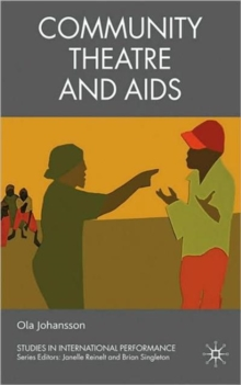 Community Theatre and AIDS, Hardback Book