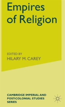 Empires of Religion, Hardback Book