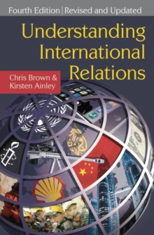 Understanding International Relations, Paperback Book