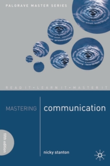 Mastering Communication, Paperback Book