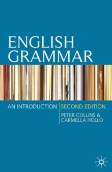 English Grammar : An Introduction, Paperback Book
