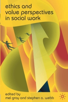 Ethics and Value Perspectives in Social Work, Paperback / softback Book