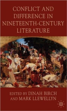 Conflict and Difference in Nineteenth-Century Literature, Hardback Book