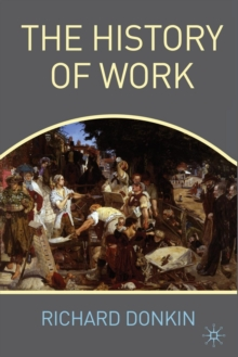 The History of Work, Paperback / softback Book