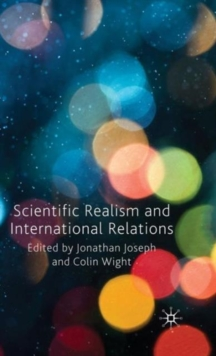 Scientific Realism and International Relations, Hardback Book
