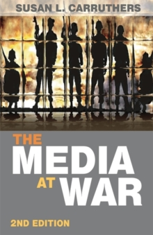 The Media at War, Paperback Book