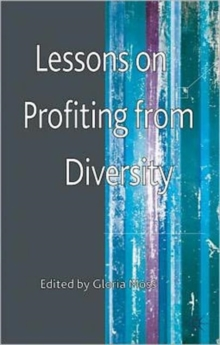 Lessons on Profiting from Diversity, Hardback Book