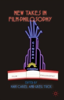 New Takes in Film-Philosophy, Paperback / softback Book