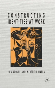 Constructing Identities at Work, Hardback Book