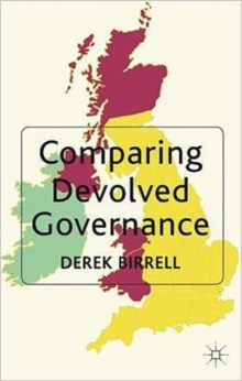 Comparing Devolved Governance, Hardback Book
