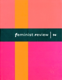Feminist Review Issue 94, Paperback Book