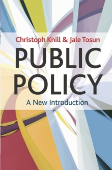 Public Policy : A New Introduction, Paperback / softback Book
