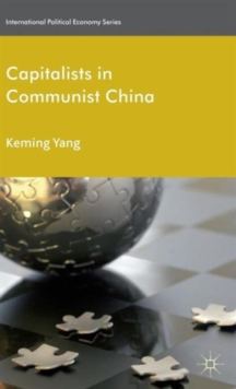Capitalists in Communist China, Hardback Book